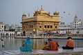 Golden Temple of Amritsar, Punjab, India.JPG