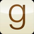 Goodreads 'g' logo.png