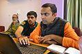 Goutam Dutta - Mourya Biswas - Rajeeb Dutta - Mini Train the Trainer and MediaWiki Training Proramme - Kolkata 2017-01-07 - Kolkata 2017-01-07 2585.JPG