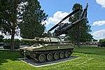 Gowen Field Military Heritage Museum, Gowen Field ANGB, Boise, Idaho 2018 (32952476538).jpg