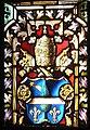 Gramastetten Pfarrkirche - Fenster 1b Leo XIII.jpg