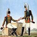 Grande Armée - 1st Regiment of Cuirassiers - Trumpeters.jpg