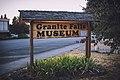 Granite Falls, WA — Granite Falls Historical Museum sign.jpg