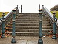 Granite steps Freedom Fields Plymouth - geograph.org.uk - 998492.jpg