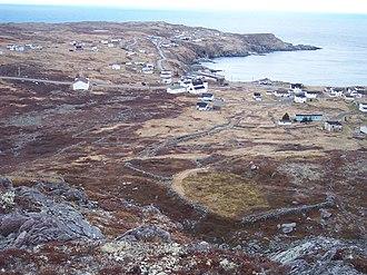 Grates Cove, Newfoundland and Labrador - Image: Grates 027 1