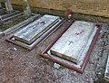Graves of Igor and Vera Stravinsky.JPG