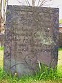Gravestone, St Mary, Humberstone.JPG