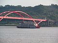 Great River Queen across under KuanDu Bridge.jpg