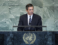 Greek Foreign Minister Stavros Lambrinidis at the United Nations.png