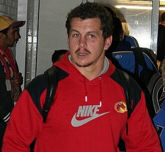 Greg Bird (rugby league) - Image: Greg Bird