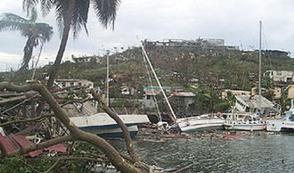 Hurricane Ivan - Aftermath of Hurricane Ivan in Grenada