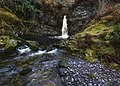 Grey Mares Tail Burn And Waterfall - geograph.org.uk - 1163627.jpg