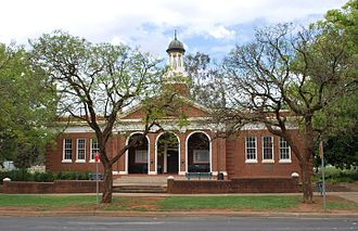 Griffith, New South Wales - Griffith Court House