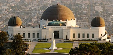 Griffith observatory 2006