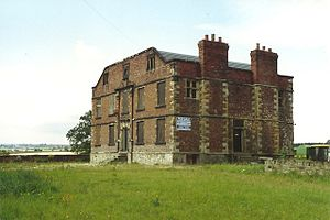 Grade II* listed buildings in South Yorkshire - Image: Grimethorpe Hall (geograph 3200182)