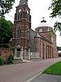 Grivesnes église (porche et dôme).jpg
