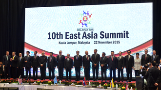 Tenth East Asia Summit - Leaders at the summit.