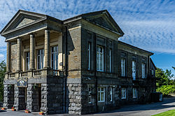 Guest Memorial Library, Dowlais, Merthyr Tydfil - Wide.jpg
