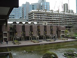 Barbican Entrance