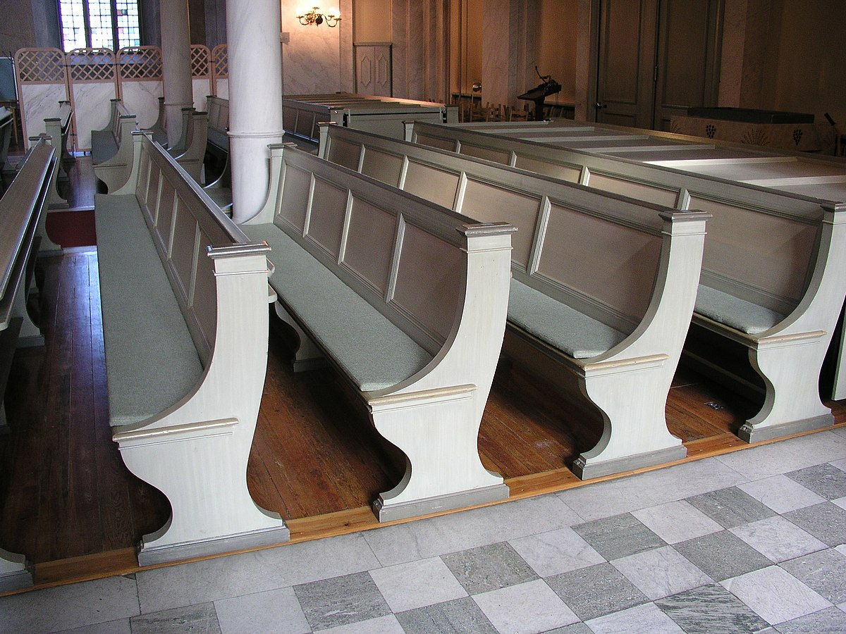 Image result for pew bench