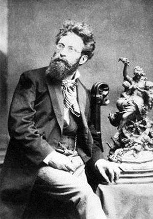 Gustav Eberlein - Gustav Eberlein (before 1900)