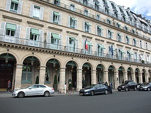 Le meurice wikipedia for Hotel luxury wikipedia