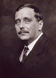 H. G. Wells Science fiction writer from England