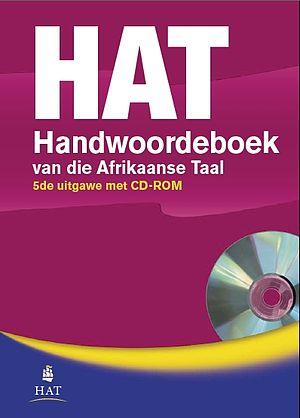 Handwoordeboek van die Afrikaanse Taal - HAT 5th edition with CD-ROM