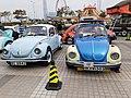 HK 中環 Central 愛丁堡廣場 Edinburgh Place 香港車會嘉年華 Motoring Clubs' Festival outdoor exhibition January 2020 SS10 Volkswagen Beetle VW Bug in Hong Kong.jpg