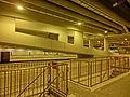 HK 啟德郵輪碼頭 Kai Tak Cruise Terminal night Ground floor stairs 2 basement Nov-2013.JPG