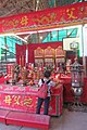HK 西營盤 Sai Ying Pun 香港 中山紀念公園 Dr Sun Yat Sen Memorial Park 香港盂蘭勝會 Ghost Yu Lan Festival offerings 20.jpg