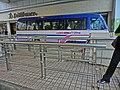 HK Kln Bay Telford Plaza Public Trasport Interchange PTI minibus 86 stop fences view Delfrance restaurant Nov-2013.JPG