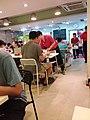 HK SYP 西營盤 Sai Ying Pun 鴻興茶餐廳 Hung Hing Restaurant dinner hours August 2019 SSG 01.jpg