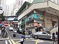 HK SYP 西環 Sai Ying Pun 正街 Centre Street Market footbridge 1150am April 2020 SS2 05.jpg