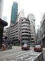 HK Sheung Wan Queen's Road Central 啟豐大廈 Kai Fung Mansion 2 Jervois Street Apr-2011.jpg