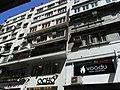 HK Sheung Wan Saunton Street OCHO Voodu Tong Lau facades Oct-2012.JPG