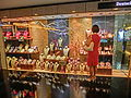HK WC HKCEC 灣仔 香港會議展覽中心 Wan Chai wondow shopping visitor Oct-2013.JPG