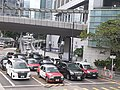 HK tram view Admiralty Queensway Garden Road Queen's Road Central CKC Cheung Kong Center n BOC Bank of China Tower July 2020 SS2 03.jpg