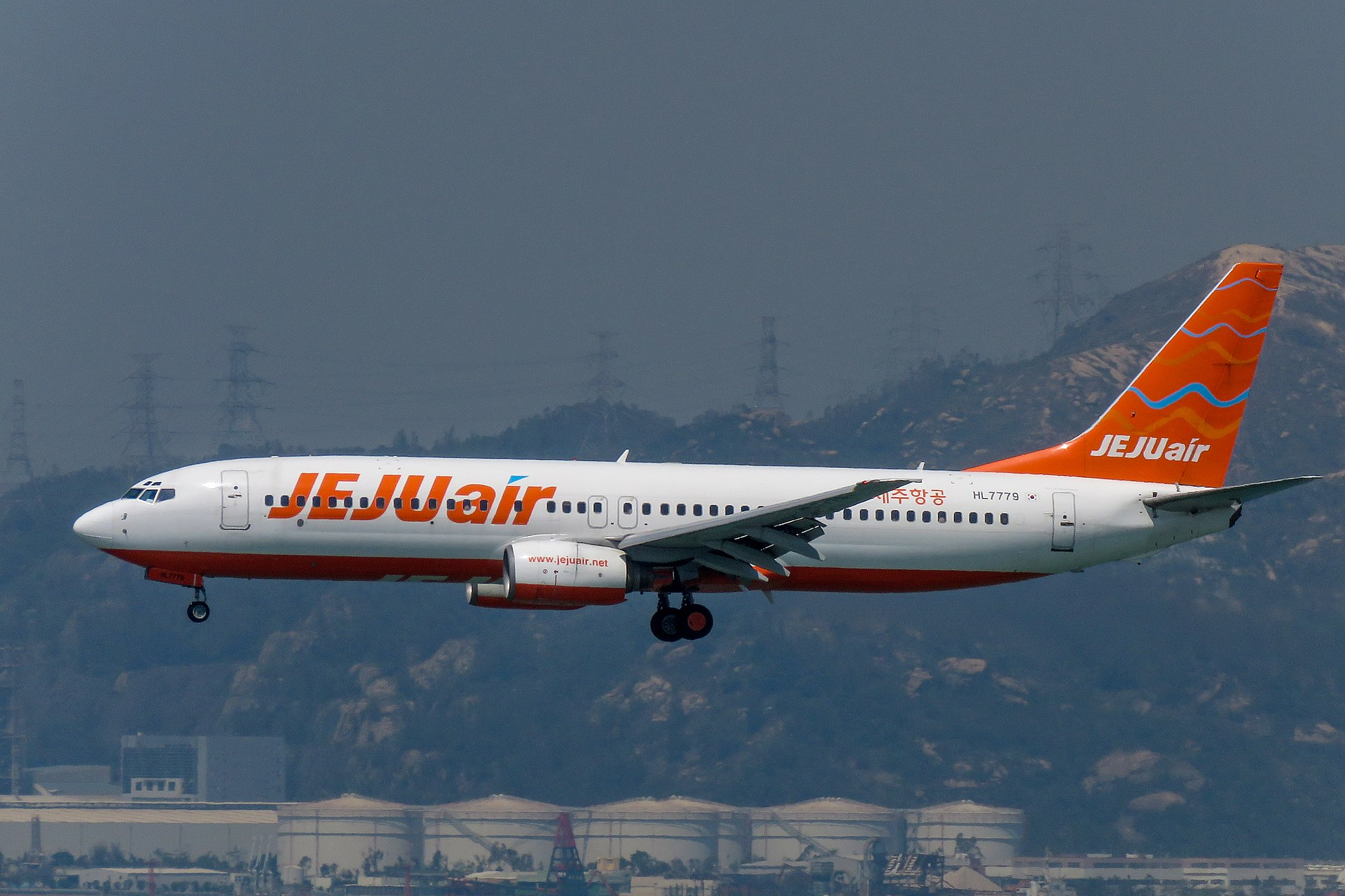 World's largest airline by market cap: Jeju Air
