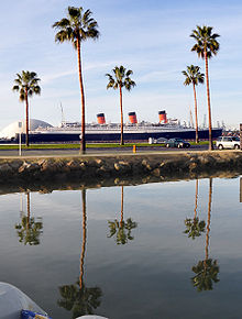 Sites Of Interest Edit Rms Queen Mary In Long Beach Harbor