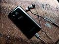 HTC U11 rear and earphone 20170510.jpg