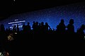 Hacking Space Participants Watch Panorama on Human Evolution - Science Exploration Hall - Science City - Kolkata 2016-03-29 2949.JPG