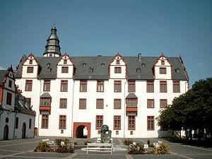 Hadamar - Hadamar Schloss (Hadamar palace)