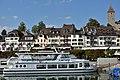 Hafen Rapperswil - Fischmarktplatz - Seequai - Lindenhof - Schloss - Seedamm 2015-09-09 16-18-53.JPG