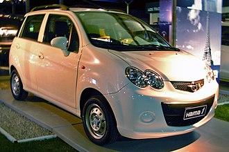 Haima Aishang - Haima 1 concept car front