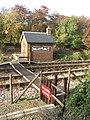 Hallett's Halt on the Nene Valley Railway - geograph.org.uk - 1561021.jpg