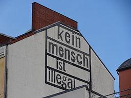 Hamburg Kein Mensch ist illegal