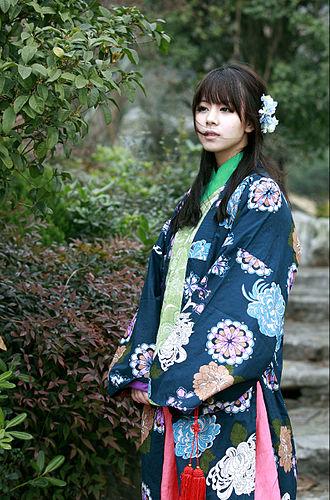 East Asia - Image: Hanfuk 1