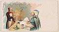 Happy New Year 1890, from the New Years 1890 series (N227) issued by Kinney Bros. MET DPB874645.jpg