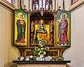 Harlingen. Sint-Michaëlkerk. Zijaltaar. HDR. 12-07-2021. (d.j.b) 02.jpg